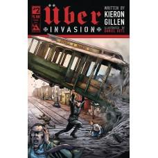 UBER INVASION #2 HOMAGE (MR)