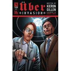 UBER INVASION #4 ACTIVATION EDITION (MR)