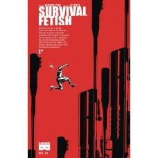 SURVIVAL FETISH #1 CVR A FUSO (MR)
