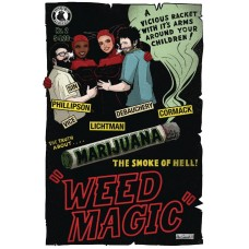 WEED MAGIC #2 (MR)