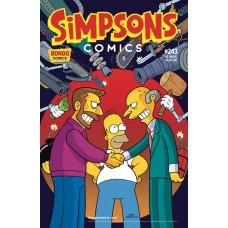 SIMPSONS COMICS #243