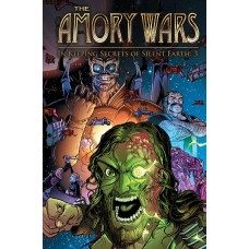 AMORY WARS HC KEEPING SECRETS OF SILENT EARTH 3 (MR)