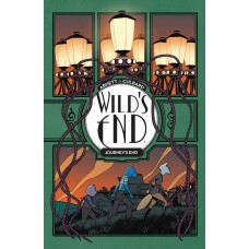 WILDS END ORIGINAL GN VOL 03 JOURNEYS END