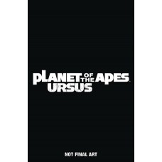 PLANET OF THE APES URSUS #4 MAIN & MIX