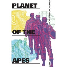 PLANET OF THE APES URSUS #4 SUBSCRIPTION CAREY VARIANT