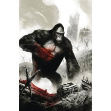 KONG ON PLANET OF APES #6