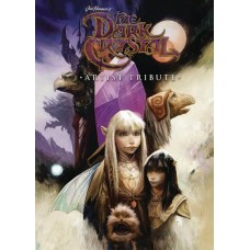 JIM HENSON DARK CRYSTAL ARTIST TRIBUTE HC