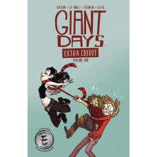 GIANT DAYS TP EXTRA CREDIT