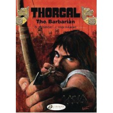 THORGAL GN VOL 19 THE BARBARIAN