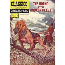CLASSIC ILLUSTRATED SC HOUND OF BASKERVILLES