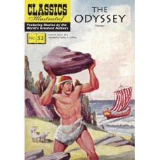 CLASSIC ILLUSTRATED SC ODYSSEY