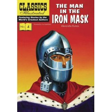 CLASSIC ILLUSTRATED HC MAN IN IRON MASK