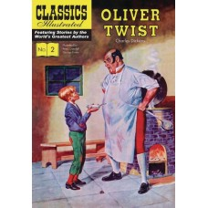 CLASSIC ILLUSTRATED HC OLIVER TWIST