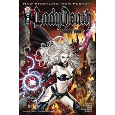 LADY DEATH UNHOLY RUIN #1 (MR)
