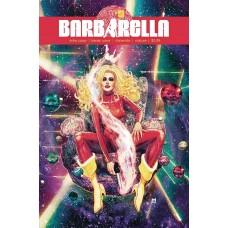 BARBARELLA #5 CVR B DALFONSO (MR)