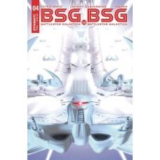 BSG VS BSG #4 (OF 6) CVR A LEBOWITZ