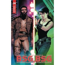 BSG VS BSG #4 (OF 6) CVR D ROBERTO CASTRO BOOMER SPLIT