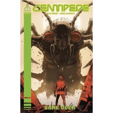 CENTIPEDE TP VOL 01 GAME OVER