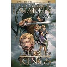 GAME OF THRONES CLASH OF KINGS #10 CVR B RUBI (MR)