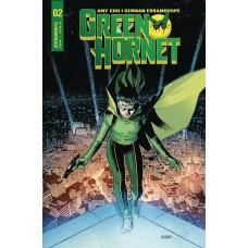 GREEN HORNET #2 CVR B CHEN