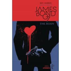 JAMES BOND THE BODY #4 (OF 6) CVR A CASALANGUIDA