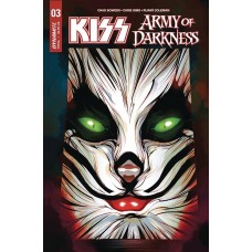 KISS AOD #3 (OF 5) CVR B MONTES