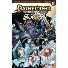 PATHFINDER WORLDSCAPE SWORDS OF SORROW ONE SHOT