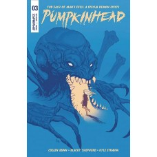 PUMPKINHEAD #3 (OF 5) CVR A STRAHM
