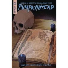 PUMPKINHEAD #3 (OF 5) CVR B SHEPHERD