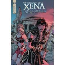 XENA #3 (OF 5) CVR B CIFUENTES