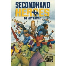 SECONDHAND HEROES GN VOL 03 LAST BATTLE