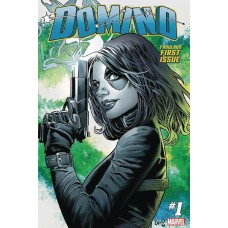 DF DOMINO #1 GREG LAND SGN ED