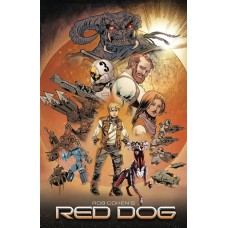 RED DOG COMPLETE GRAPHIC NOVEL TP