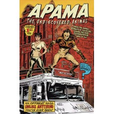 APAMA THE UNDISCOVERED ANIMAL #1