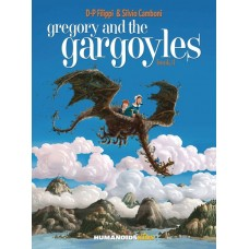 GREGORY AND THE GARGOYLES HC VOL 03 (OF 3)