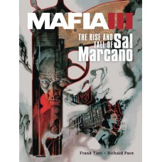 MAFIA III RISE AND FALL OF SAL MARCANO GN