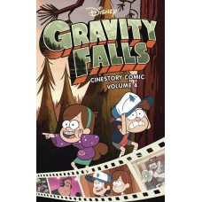 DISNEY GRAVITY FALLS CINESTORY TP VOL 04