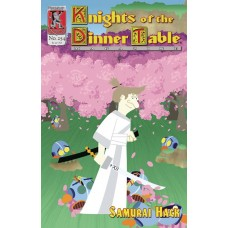 KNIGHTS OF THE DINNER TABLE #254