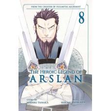 HEROIC LEGEND OF ARSLAN GN VOL 08