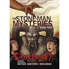 STONE MAN MYSTERIES GN VOL 02 SANCTUARY