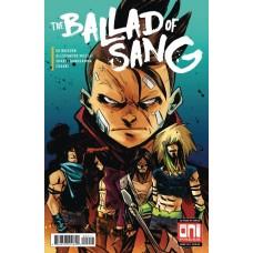 BALLAD OF SANG #2 (OF 5) (MR)