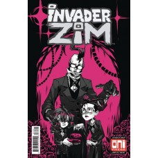 INVADER ZIM #30 CVR B KROOKED GLASSES VARIANT