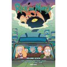 RICK & MORTY TP VOL 07