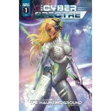 CYBER SPECTRE #1 CVR B JAMIE TYNDALL
