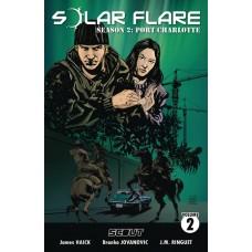 SOLAR FLARE TP VOL 02 PORT CHARLOTTE