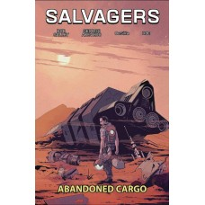 SALVAGERS TP VOL 01 ABANDONED CARGO