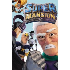 SUPERMANSION #1 (OF 4) CVR B TV SHOW (MR)