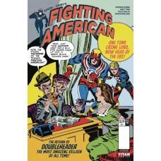 FIGHTING AMERICAN TIES THAT BIND #2 (OF 4) CVR B KIRBY (MR)