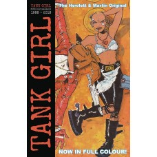 TANK GIRL FULL COLOR CLASSICS 1988-1989 #1 CVR B HEWLETT