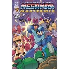 MEGA MAN MASTERMIX #2 CVR B SOMMARIVA